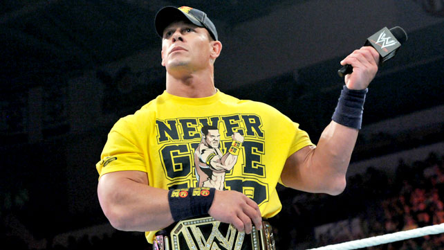 John Cena será villano en una película