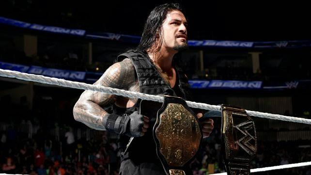 Posible feudo entre Roman Reigns vs Brock Lesnar en Wrestlemania 31