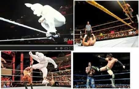 """Edge: """"Trabajar con la WWE es una interesante forma de ganarse la vida, no extraño comer en Dennys a la 1 am"""""""