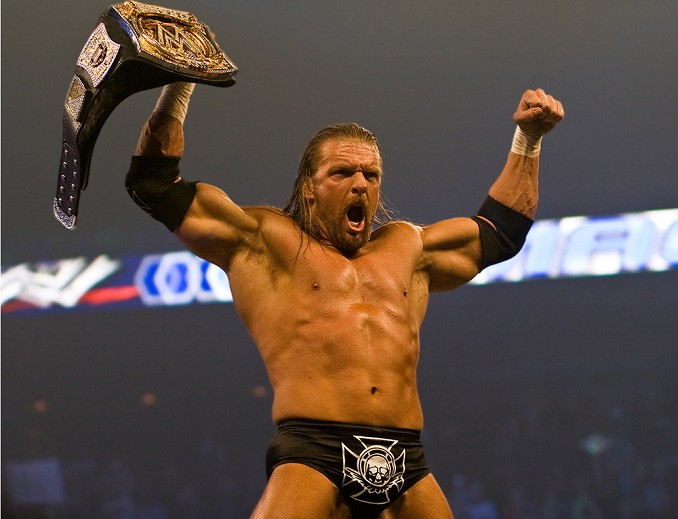 Triple H: De Jean-Paul Levesque a Hunter Hearst Helmsley
