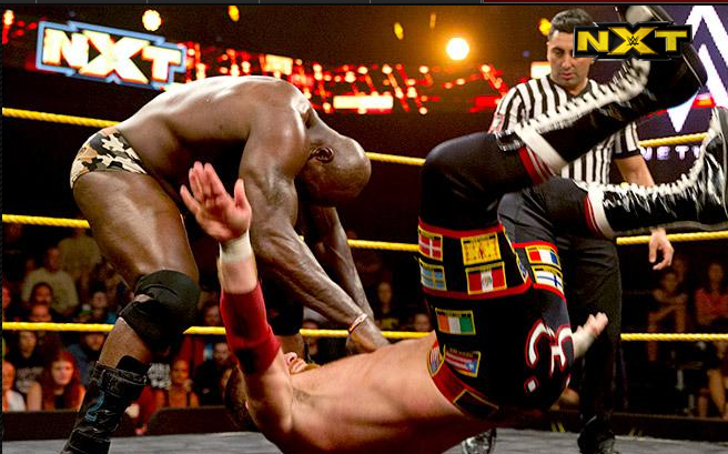 Resultados WWE NXT 09 de octubre de 2014
