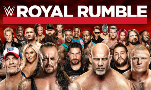 Cambios al cartel del Royal Rumble 2017