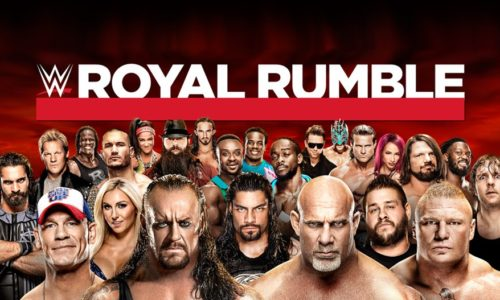 Resultados Royal Rumble 29/1/2017