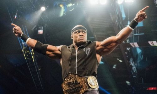 ¡Posible Regreso de Bobby Lashley Para Wrestlemania 34!