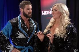 Charlotte y Bobby Roode