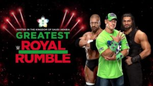 Resultados Greatest royal rumble