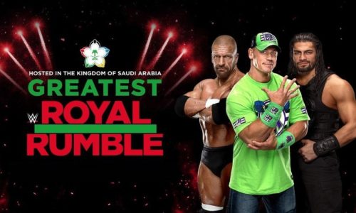 Resultados Greatest Royal Rumble 27/4/2018