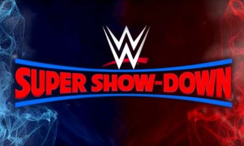 Resultados Super Show-Down 5/10/2018