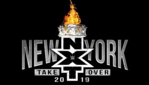 Repetición NXT Takeover new york